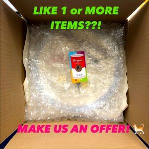 ❤️ 1 or MORE ITEMS? MAKE AN OFFER!